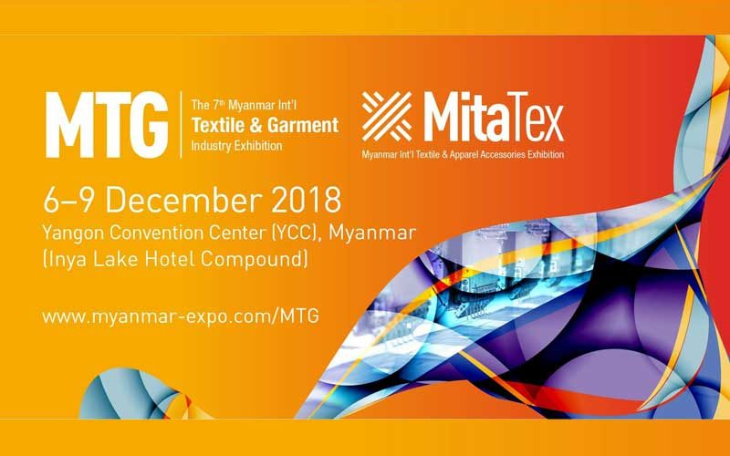 Myanmar Int'l Textile & Apparel Accessories Exhibition