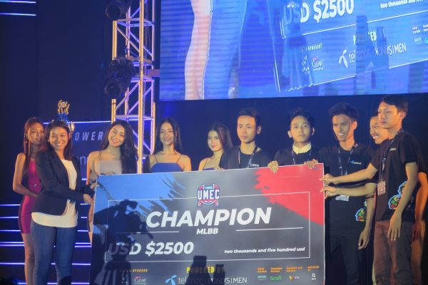 Universities Myanmar E-Sports Competition