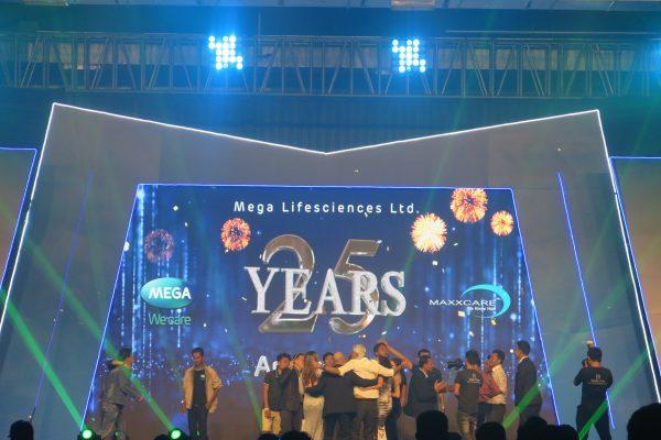 Mega Lifesciences 25th Years Anniversary